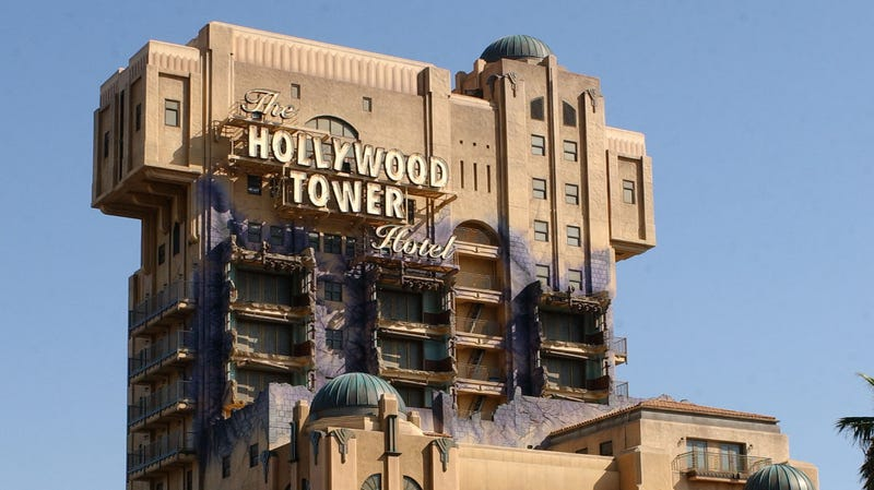 Illustration for article titled Here's the many ways Disney's Tower Of Terror ensures riders don't die