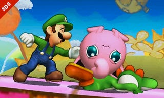 Illustration for article titled Mystery Smash 3DS Patch Leads Players On A Hunt For What Changed