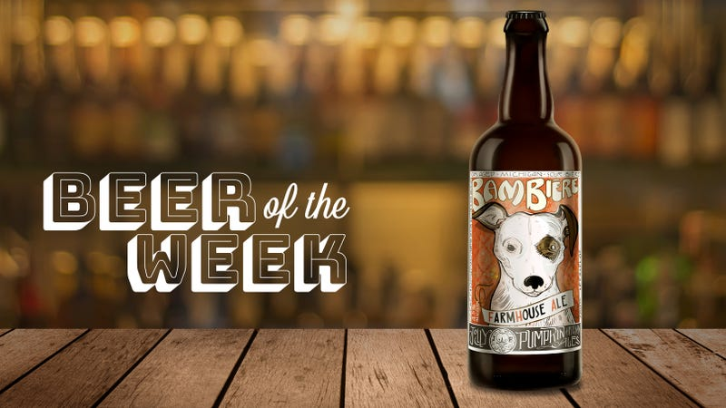 Beer Of The Week: Jolly Pumpkin Bam Bière is everyday classy