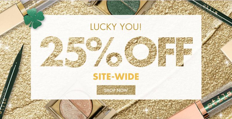 25% Off Sitewide | Stila