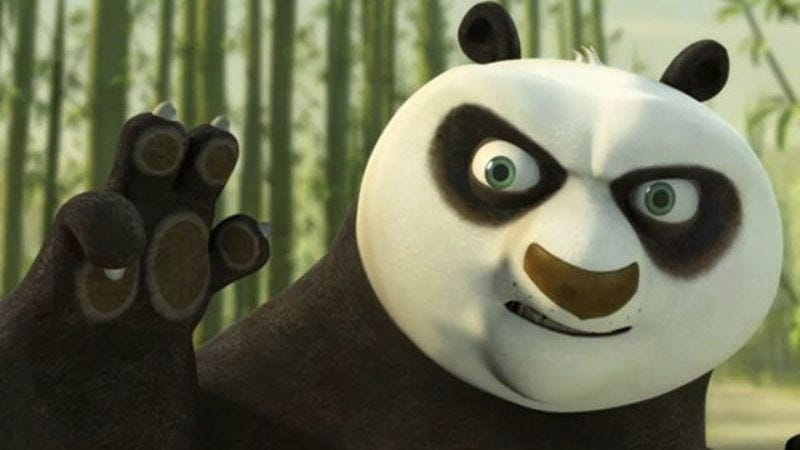 Illustration for article titled Kung Fu Panda: Legends Of Awesomeness