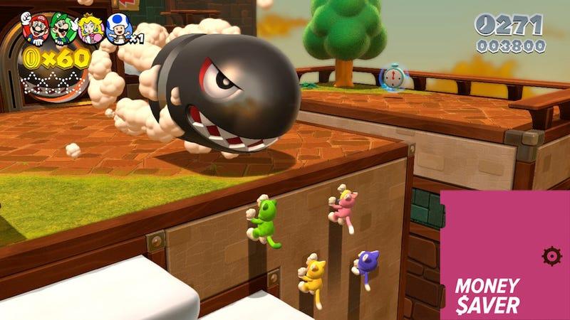 Illustration for article titled Moneysaver: Best Vita Bundle, Mario 3D World, Gran Turismo 6, Pac-Man