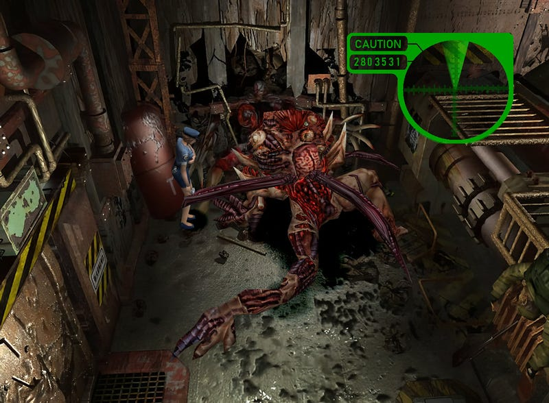 Illustration for article titled Fans Are Remastering Resident Evil 3: Nemesis
