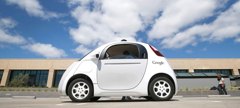 Illustration for article titled No, the First Commercial Google Car Won't Necessarily Be a Chrysler Minivan