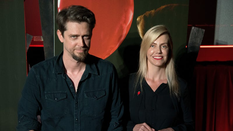 Andy and Barbara Muschietti