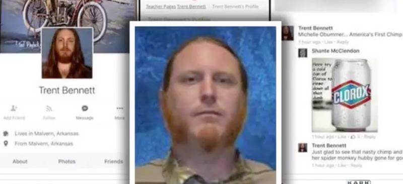 Trent BennettKARK-TV screenshot