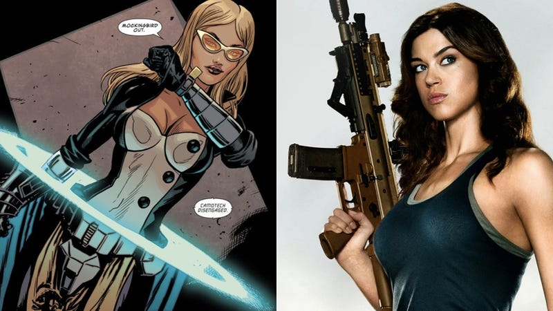 Illustration for article titled Adrianne Palicki Joins Agents of SHIELD As Mockingbird