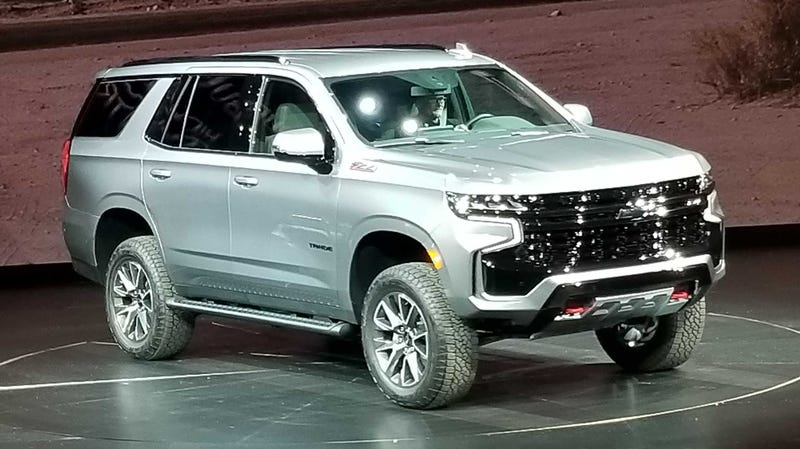 2021 Chevrolet Suburban And 2021 Chevrolet Tahoe: Here ...