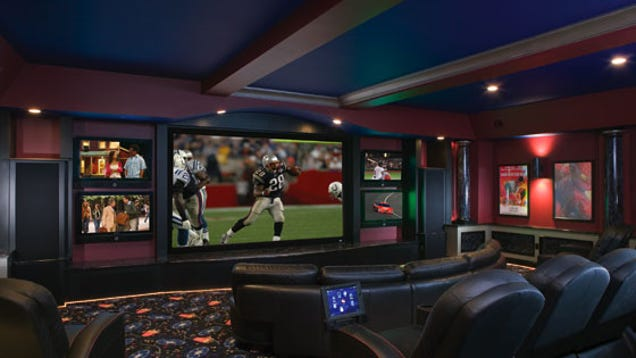 What does your home theater setup look like - Home theatre planning and design guide ...