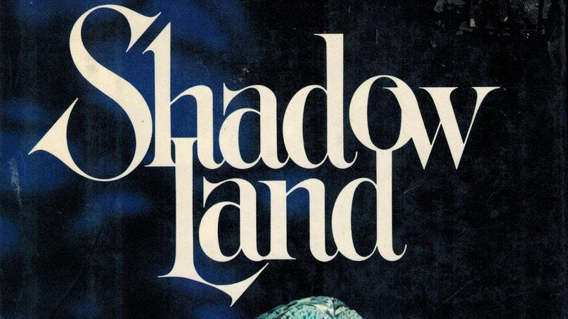 Illustration for article titled David S. Goyer is adapting Peter Straub's Shadowland for NBC