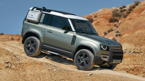 The 2020 Land Rover Defender Online Configurator Is Live And