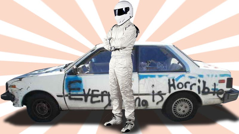 Illustration for article titled What's The Best Way To Be A Jerk At A Track Day?