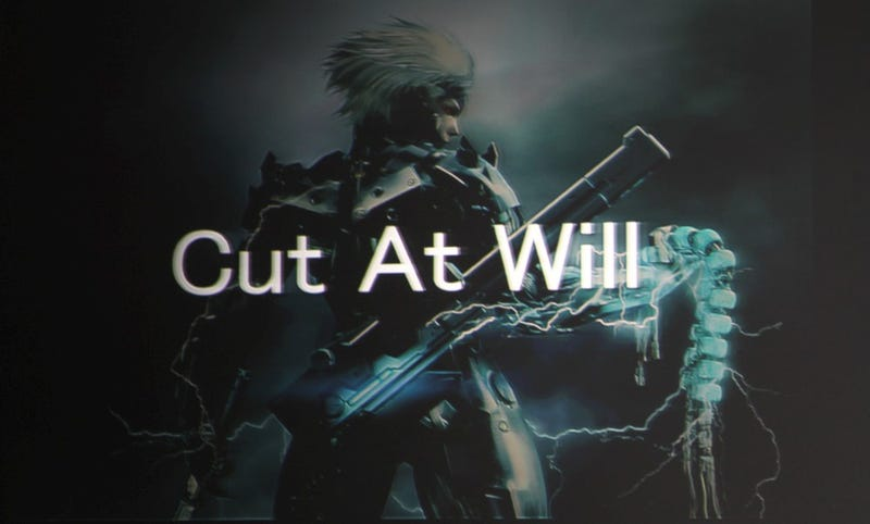 Illustration for article titled Metal Gear Solid Rising Bridges Three Games, Explains Raiden's Makeover