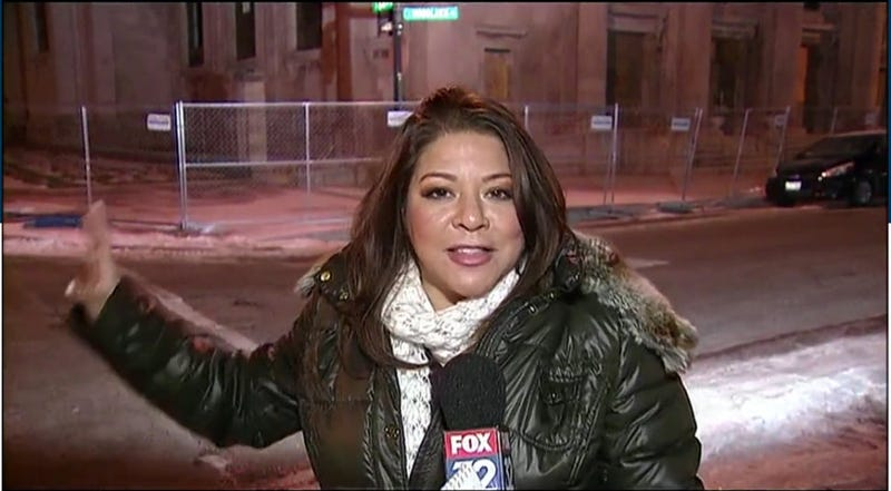Illustration for article titled Female Reporters at Chicago's WFLD Reportedly Banned From Wearing Hats in Outdoor Shots