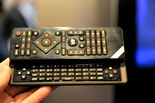 Illustration for article titled Every 3D Vizio Comes With This Crazy Keyboard Remote