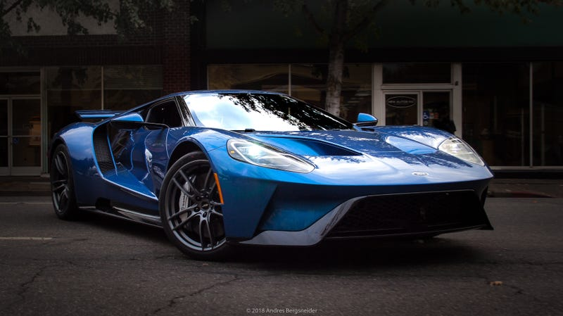 Illustration for article titled Ford GT Once Owned By John Cena Finally Sells for $1.4 Million