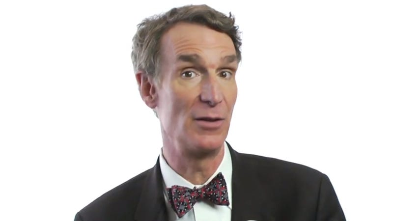 Illustration for article titled Bill Nye, The Dancing Guy?