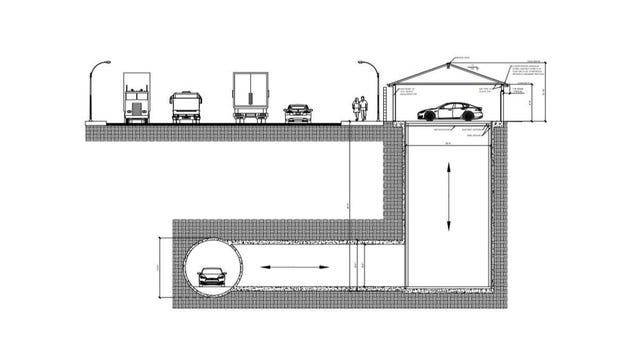 Elon Musk Appears to Be Building Some Sort of Batcave Underneath Los Angeles