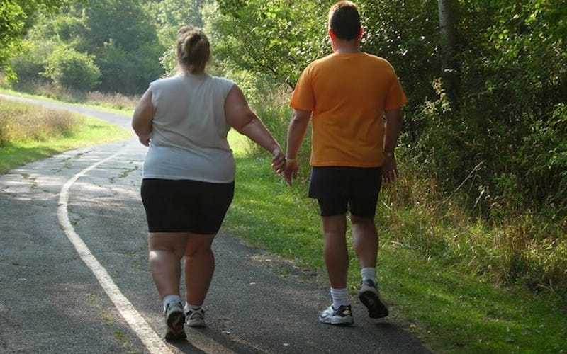 Image result for How to Start Exercising When You're Already Overweight