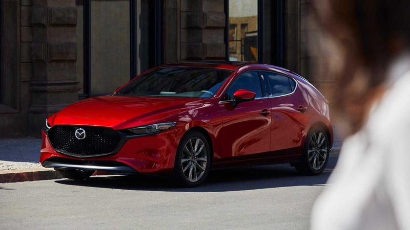 Illustration for article titled The 2019 Mazda3 Is Very Safe: IIHS