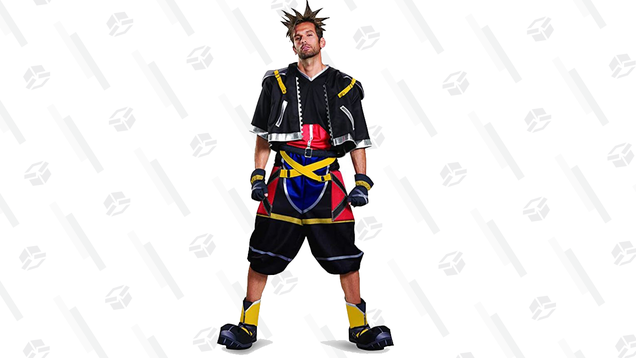 Buy This Kingdom Hearts Costume for $28 and Become as Cool as This Man