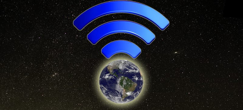 Illustration for article titled Elon Musk's Mass-Produced Internet Satellites Could Put WiFi Everywhere