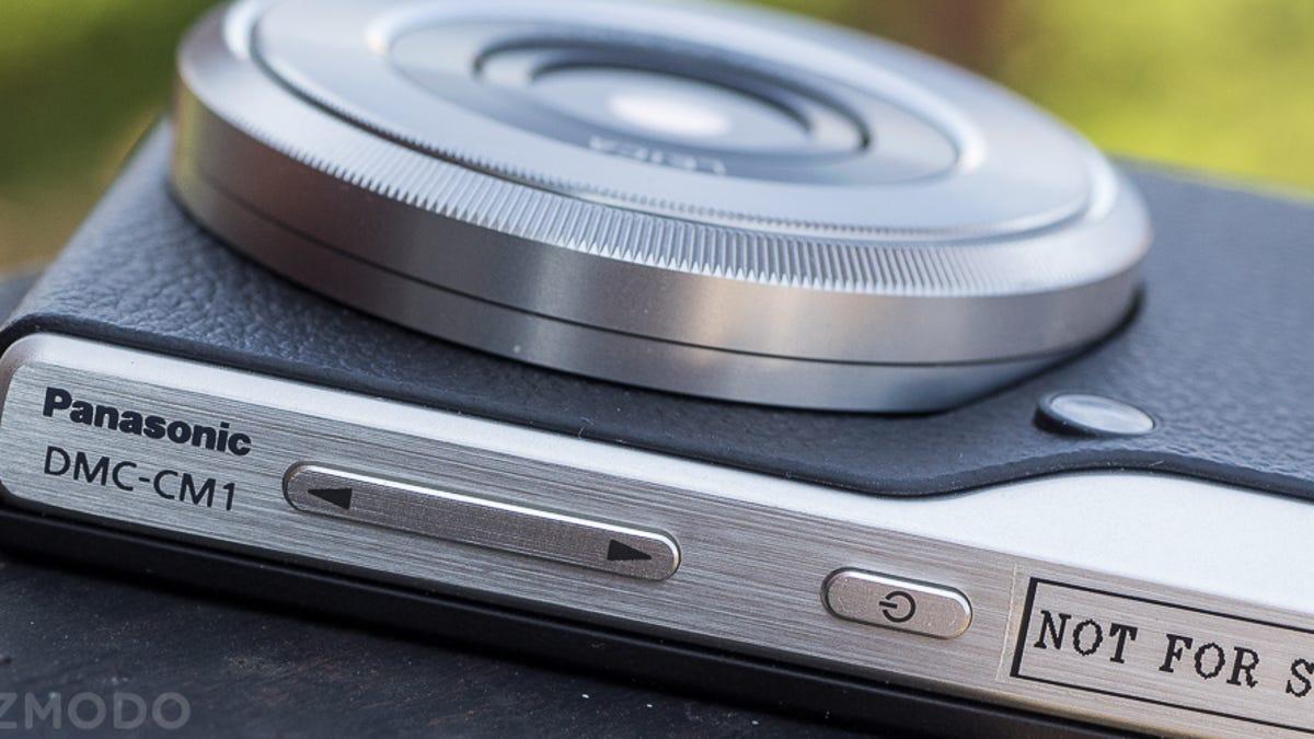 Panasonic CM1 Review: Finally, a High End Camera Inside a