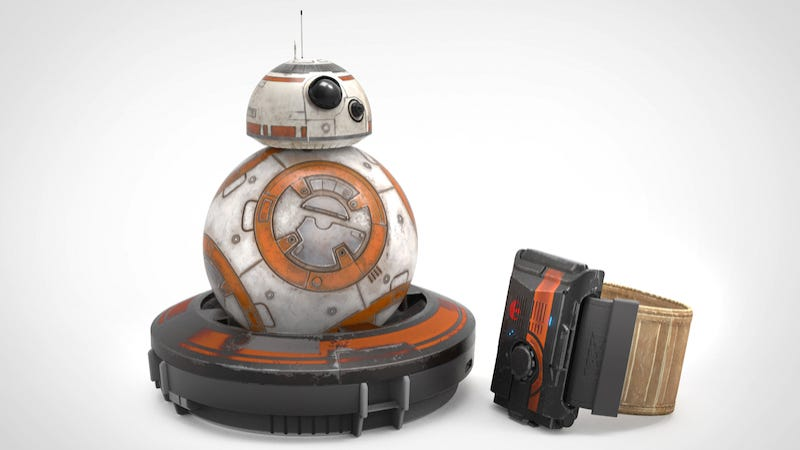 Illustration for article titled Here's What Sphero's Wearable Force Band Will Look Like