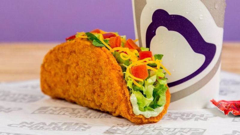 Photo: Taco Bell
