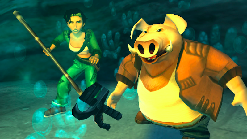 Illustration for article titled Ubisoft Is Giving Away Beyond Good & Evil For Free