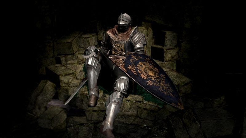 Screenshot: Dark Souls/Dark Souls Wiki