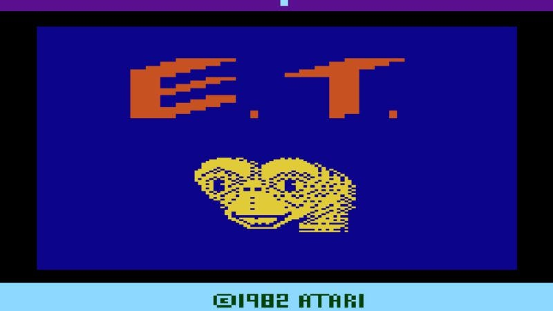 Illustration for article titled Landfill-Ready Case File #13: E.T.: The Extra-Terrestrial (Atari 2600)