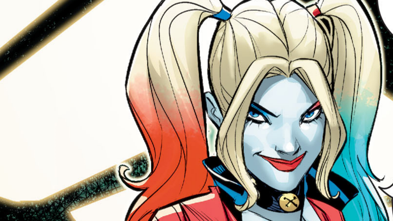 Illustration for article titled Harley Quinn's New Comic Book Look Is Mighty Familiar