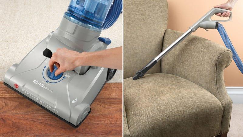 Hoover Sprint QuickVac Vacuum, $33