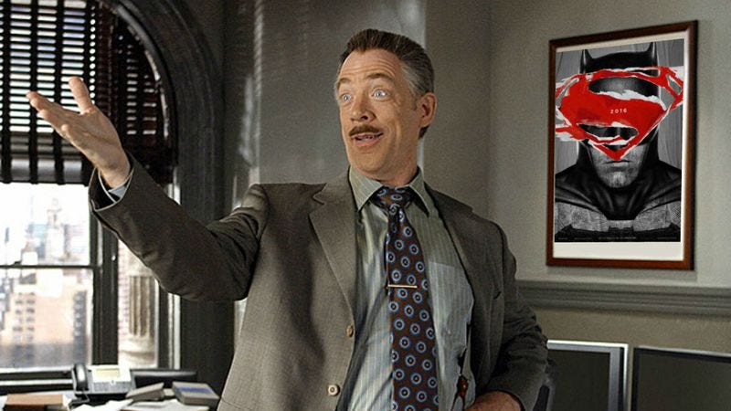 Illustration for article titled J.K. Simmons to play Commissioner Gordon in Justice League