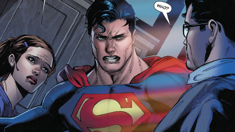 The Real Identity of DC's Mysterious 'Other' Clark Kent Has Finally Been Revealed