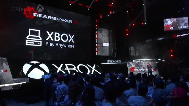 Illustration for article titled Gears of War 4 Will Have Cross-Play And Cross-Buy On Xbox And PC