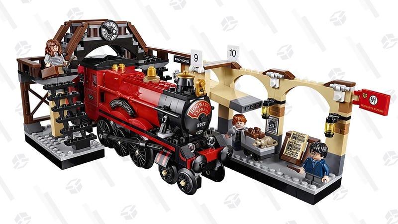 Hogwarts Express LEGO Set   $64   Amazon