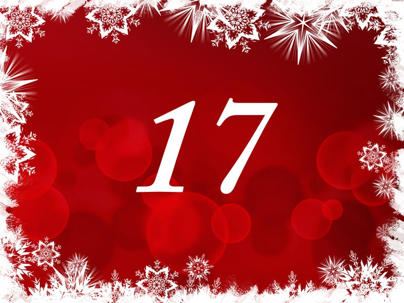 Illustration for article titled The TAY Advent Calendar: Day 17