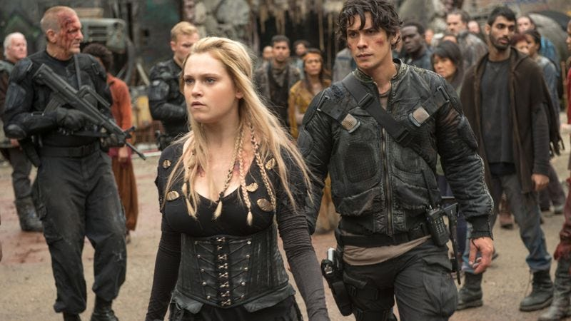 The 100 (Photo: The CW)