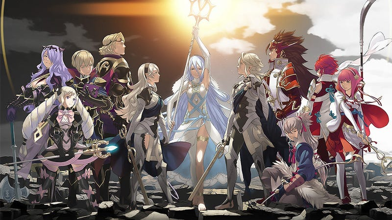 Illustration for article titled Fire Emblem Fates' Big Choice Makes For Great Storytelling