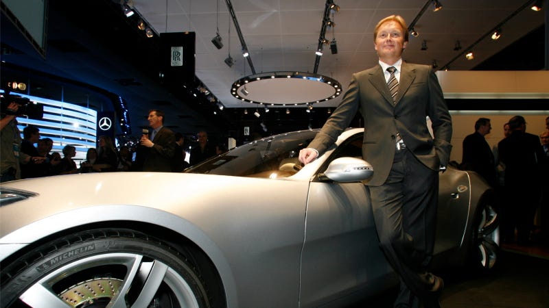 Illustration for article titled Henrik Fisker Bought Himself A Fisker Karma Right After Quitting His Company
