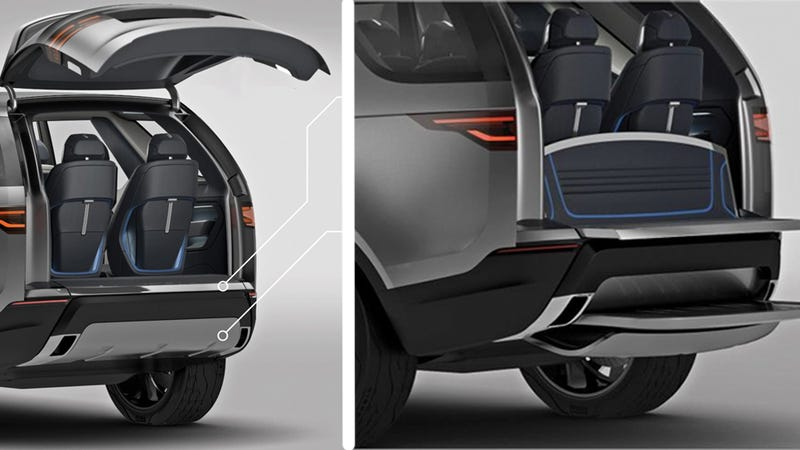 Forget The Lasers Tailgate Seating Is The Suv Option I Want