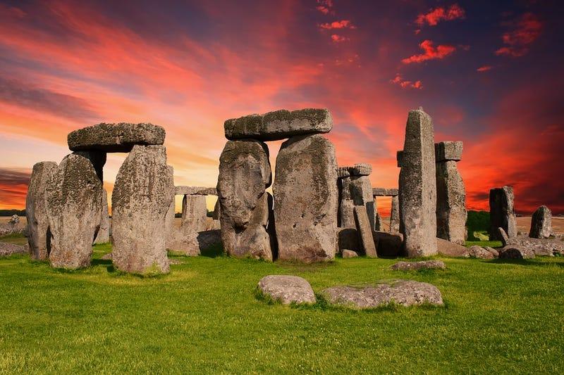Illustration for article titled Un estudio concluye que algunas de las piedras de Stonehenge ya estaban allí antes de que los humanos llegaran