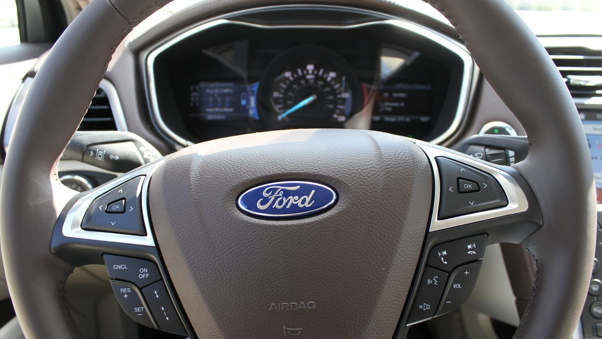 A Week Spent Searching For Places To Plug In A 2017 Ford