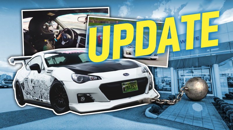 Illustration for article titled Subaru Dealership Makes Right With Track-Driving BRZ Owner So Knock Off The Death Threats