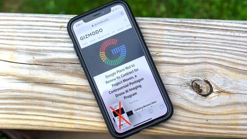 Illustration for article titled Apple, por favor, arregla de una vez lo peor que tiene el iPhone X desde el día de su lanzamiento