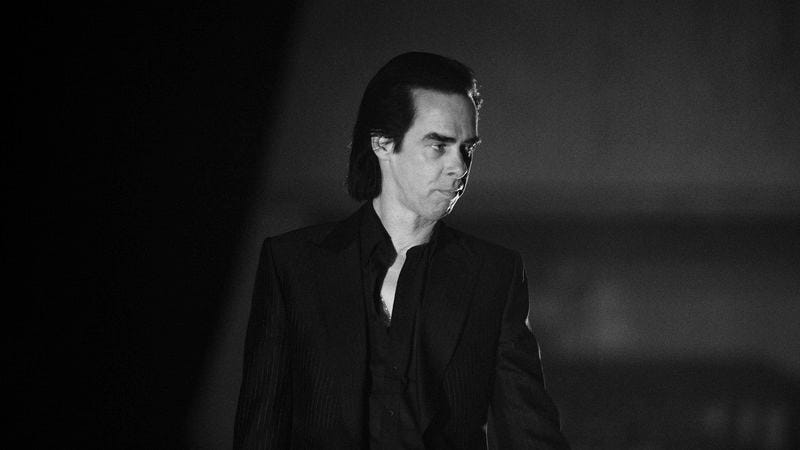 Nick Cave (Photo: Getty Images/Ross Gilmore)