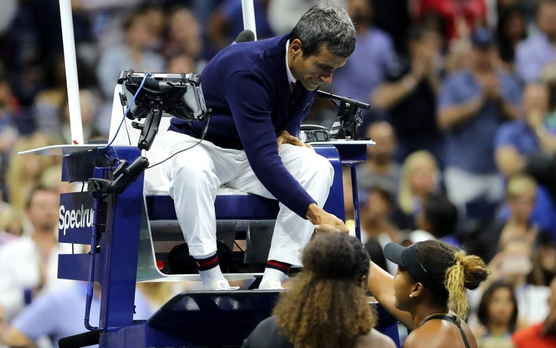 Illustration for article titled Tennis Umpires Aren't The Enemy Here