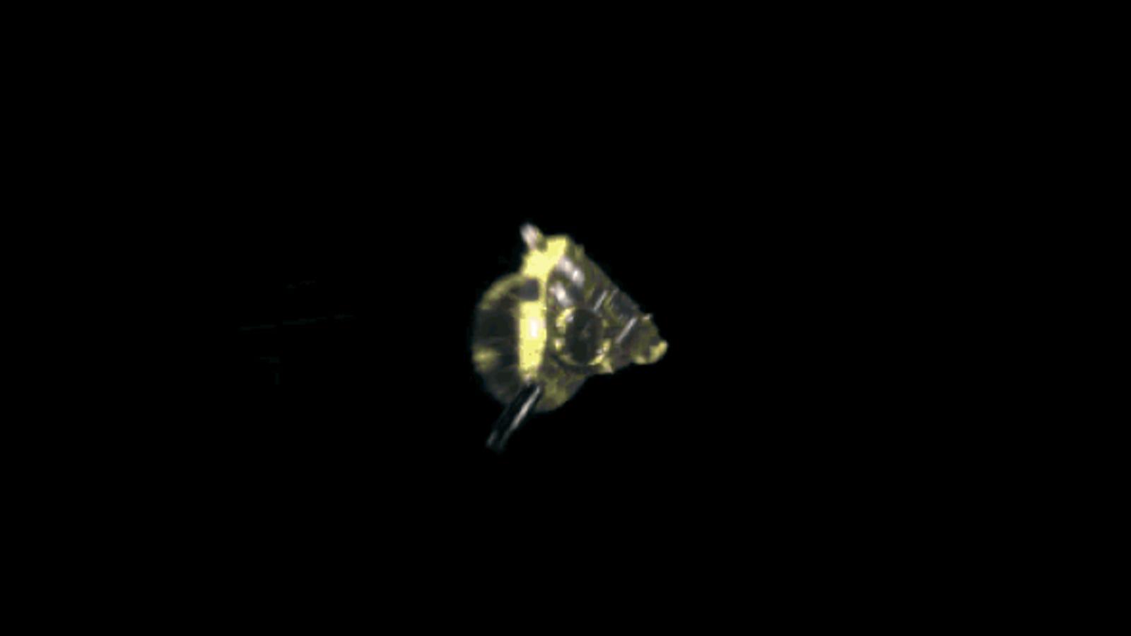 Las lunas de Plutón siguen una órbita tan caótica que aún no tiene explicación